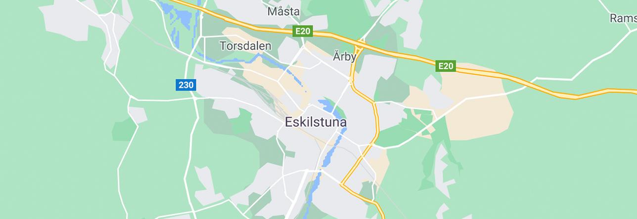 Sökmotoroptimering SEO i Eskilstuna