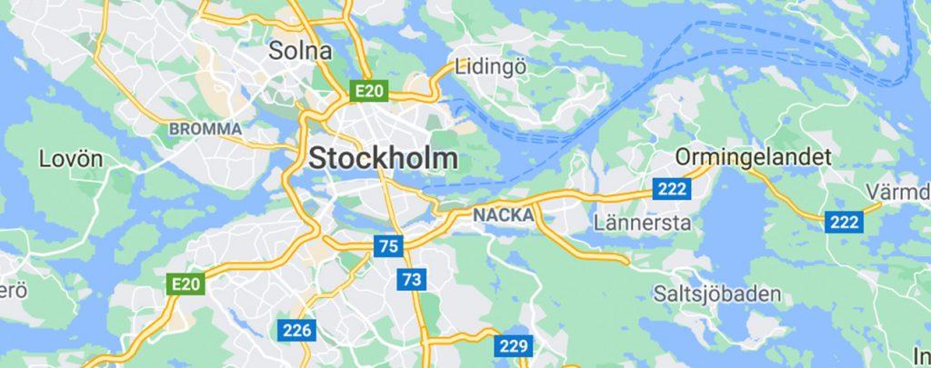 Sökmotoroptimering SEO i Stockholm
