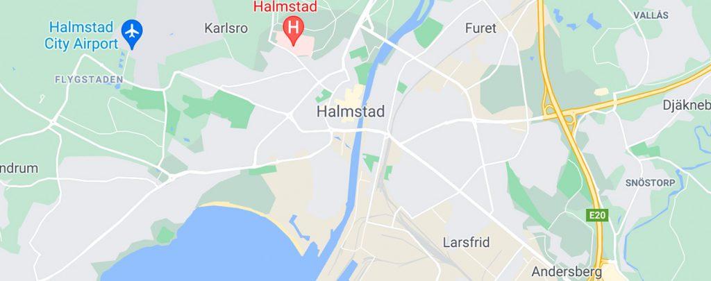 Sökmotoroptimering SEO i Halmstad