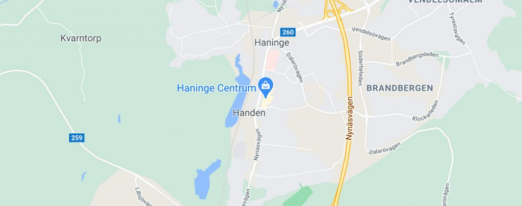 Sökmotoroptimering SEO i Haninge