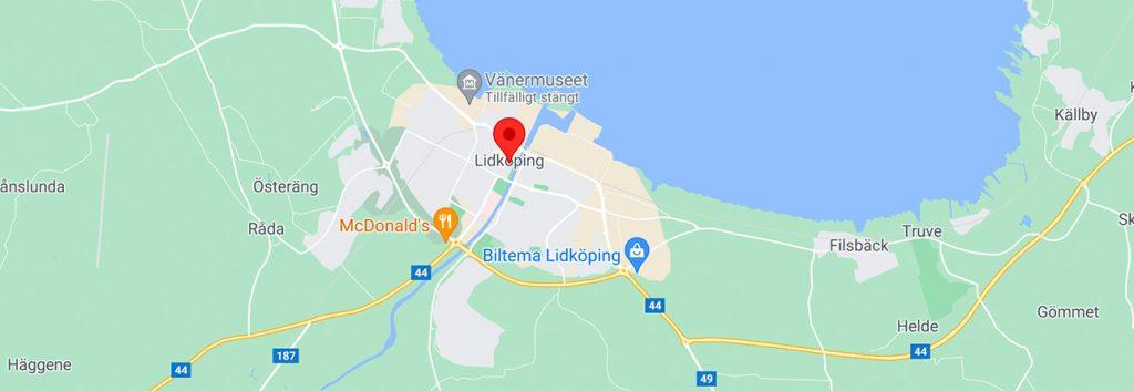 Sökmotoroptimering SEO i Lidköping