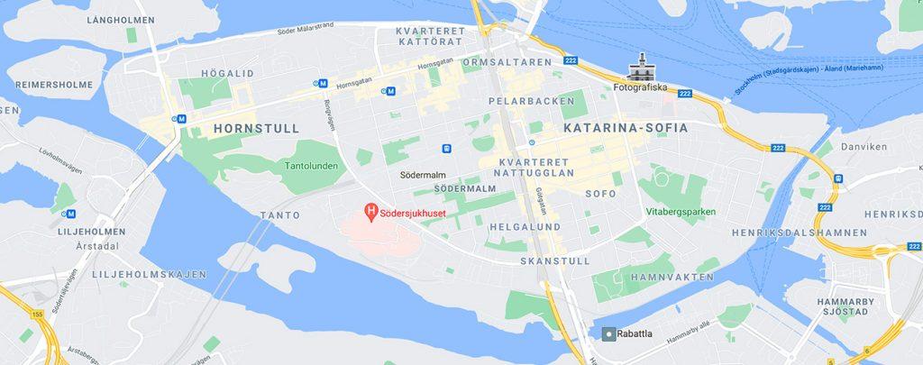 Sökmotoroptimering i Södermalm
