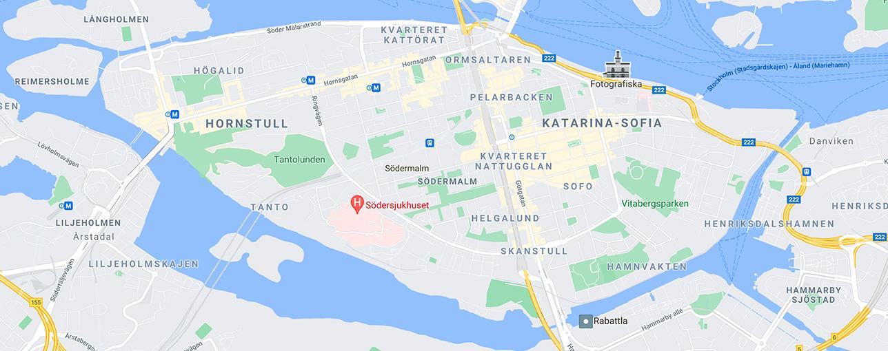 Sökmotoroptimering SEO i Södermalm