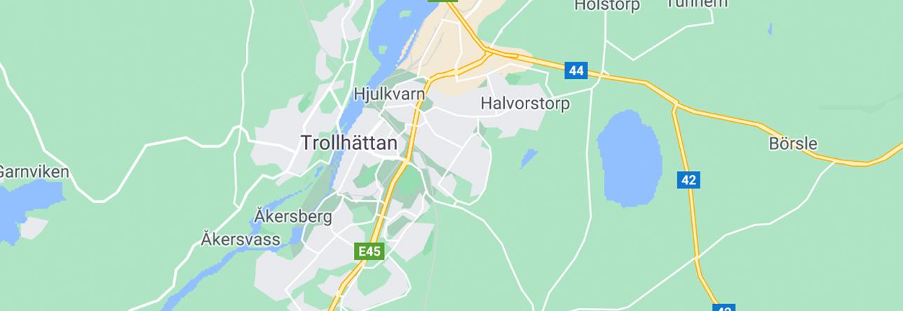 Sökmotoroptimering SEO i Trollhättan